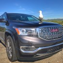 Cruising Down the Coast in a GMC Acadia Denali