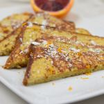 Blood Orange French Toast Recipe