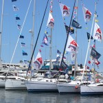 Newport Boat Show at Lido Marina Village