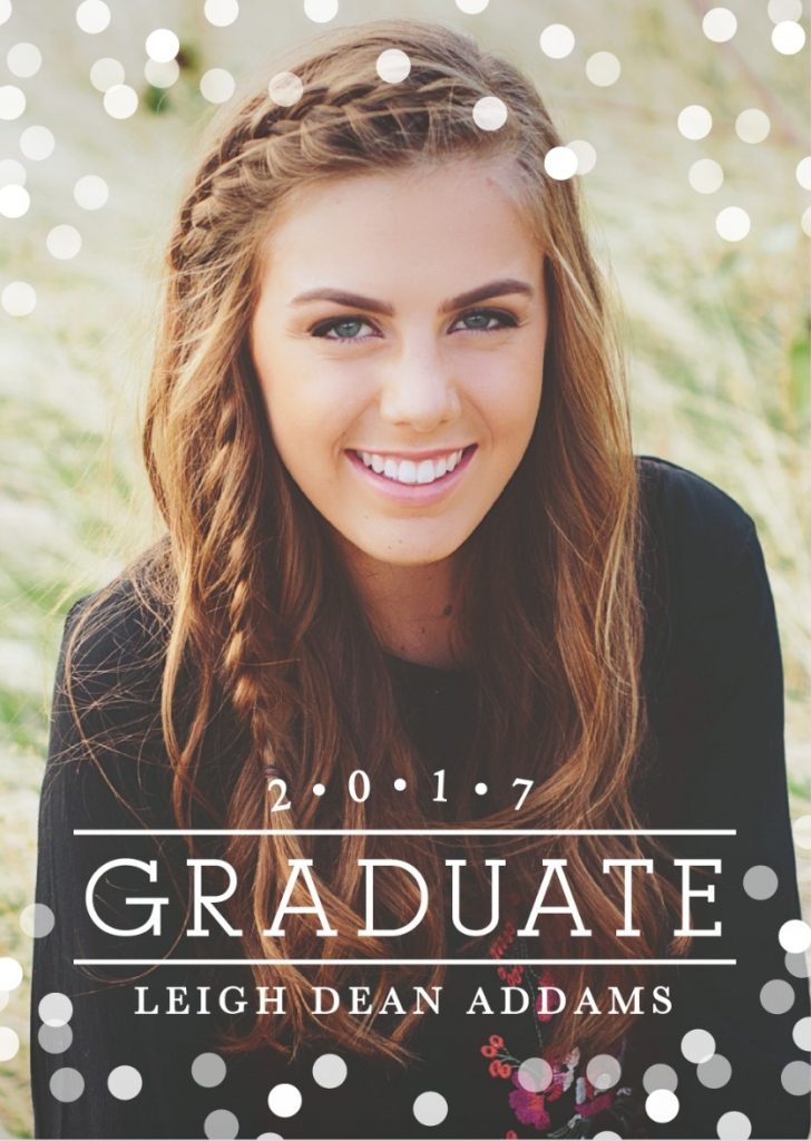 five perfect graduation announcements oc mom blog