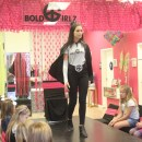 Bold Girlz to the Rescue with Superhero Etiquette Workshop
