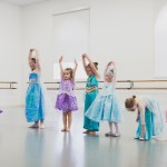Princesses And Super Hero Free Dance Class