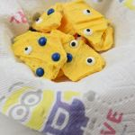 Messy Minions Candy Bark Recipe
