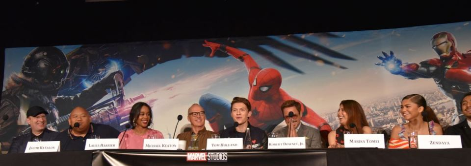 Spider-Man Homecoming Cast Feel Like They are Living a Dream