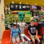Desert Roadside Attraction: Alien Fresh Jerky