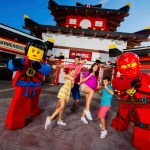 Ninjas Take over Legoland California during LEGO NINJAGO Days
