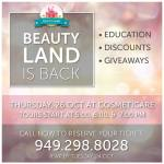 You're Invited: CosmetiCare's BeautyLand Event