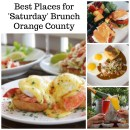 Best Places for 'Saturday' Brunch in Orange County