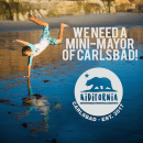 Search for the Next Mini-Mayor of Carlsbad + Giveaway