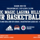 Register for Orange County Magic Youth Basketball