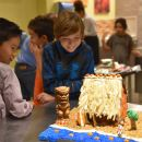 Enter into the Discovery Cube Gingerbread House Competition