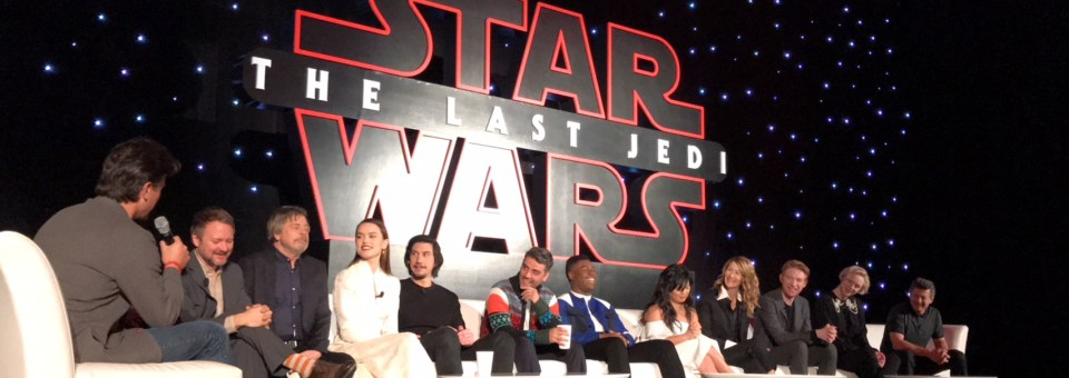 The Force is Strong in Star Wars: The Last Jedi