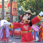 Mulan's Lunar New Year Procession