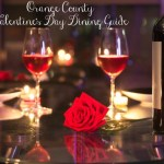 2018 Orange County Valentine's Day Dining Guide