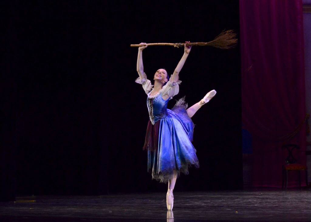 Cinderella Ballet at the Irvine Barclay Theatre | OC Mom Blog