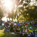 OC Parks Summer Concert Series and Sunset Cinema film series