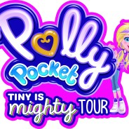 The Polly Pocket Tiny is Mighty Tour at the Brea Mall