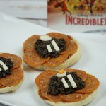 Incredibles 2 English Muffin Pizzas