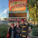 Pirates Take Over Christmas at Pirate's Dinner Adventure