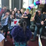 Orange County School of the Arts 'OCSA' Grants a Wish with The Make-A-Wish Foundation