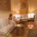 Mother and Daughter Holiday Spa Day at Burke Williams