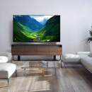The 77'' LG OLED TV From Best Buy Steals the Show