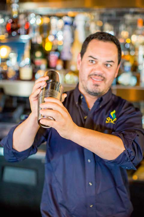 Bartender at Silva's Fresh Eatery + Churrascaria