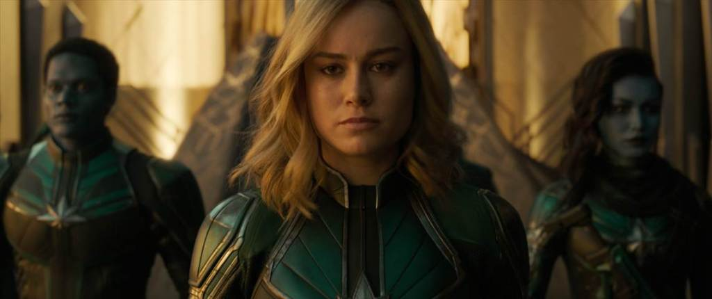 Marvel Studios Captain Marvel in Theaters March 8th