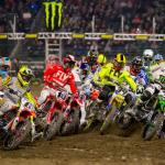 Monster Energy AMA Supercross at Angel Stadium