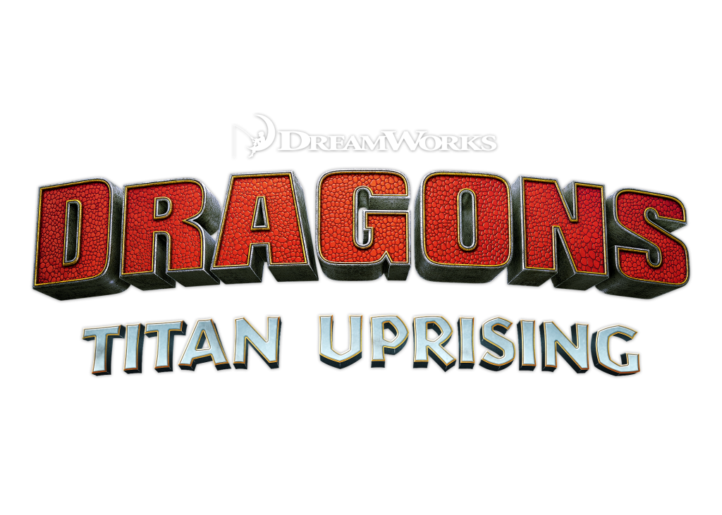 DreamWorks Dragons Titan Uprising