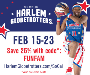 Harlem Globetrotters Discount Tickets