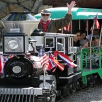 Irvine Park Railroad's 23rd Anniversary Celebration