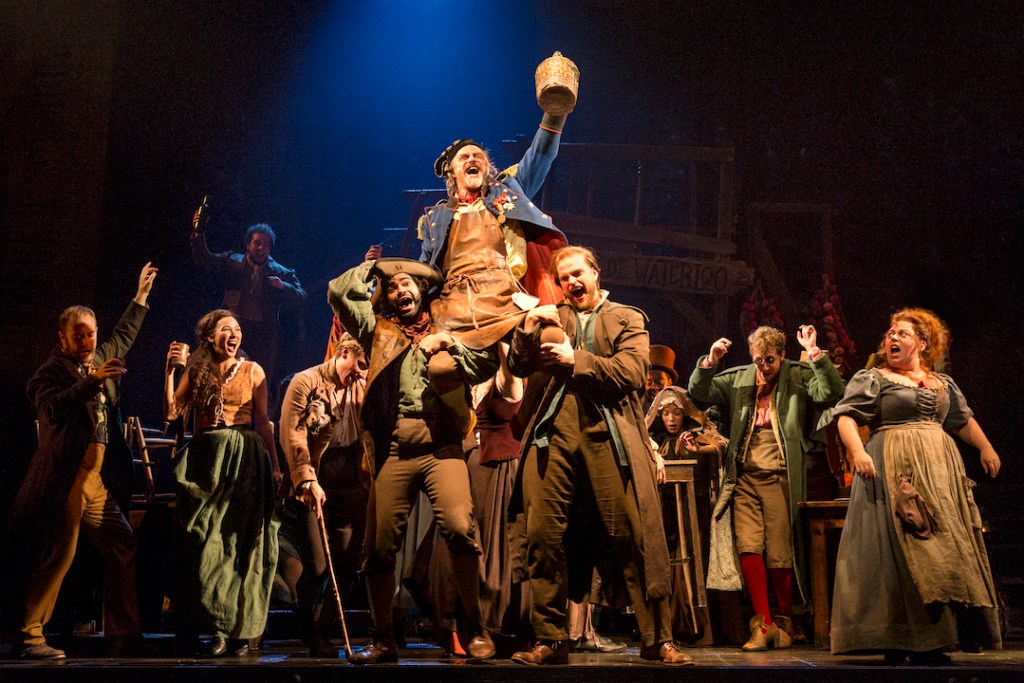 LES MISÉRABLES at The Segerstrom Center for the Arts