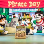 "PAW Patrol Live! ""The Great Pirate Adventure"" + Giveaway"