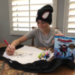 Spider-Man: Into the Spider-Verse Family Craft