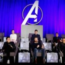 Talking with the Cast of Avengers: Endgame