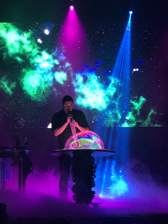 Magic of Bubblefest at Discovery Cube OC