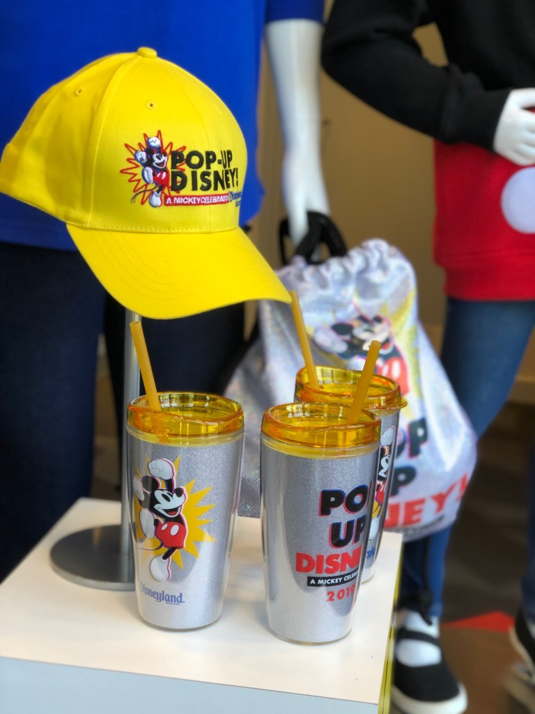 Pop-Up Disney! A Mickey Celebration water bottle