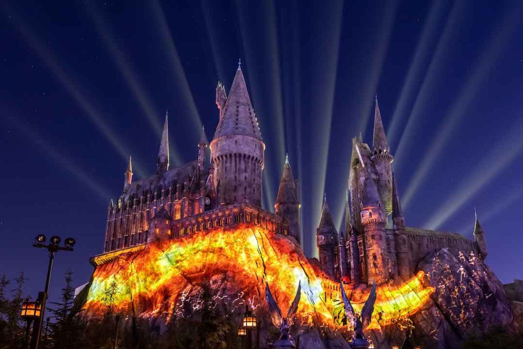 The Dark Arts of Hogwarts Castle