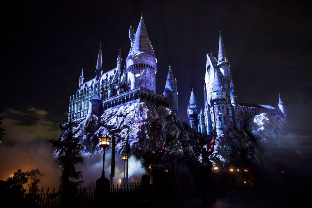 The magical The Dark Arts of Hogwarts Castle