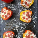 Bell Pepper Pizza Recipe