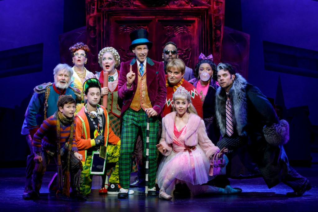Free tickets to Charlie and The Chocolate Factory at The Segerstrom