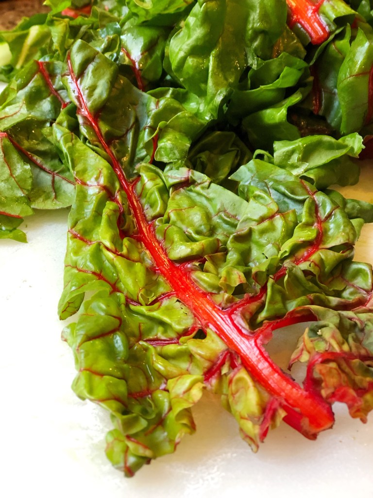 Simple Swiss Chard Recipes