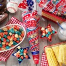 Last Minute 4th of July Party Snack