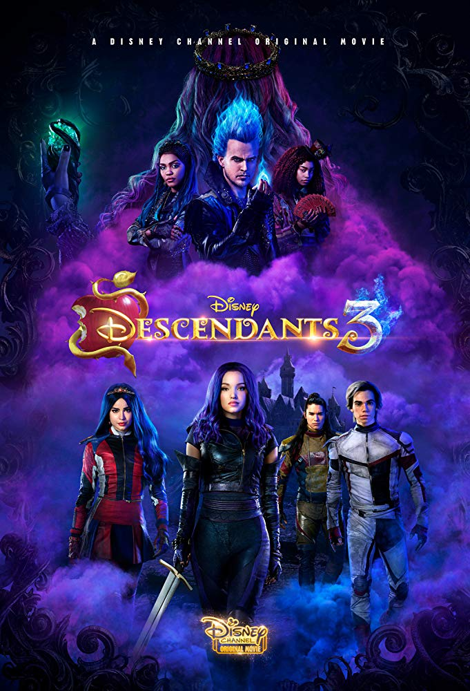 Descendants 3 DVD Release