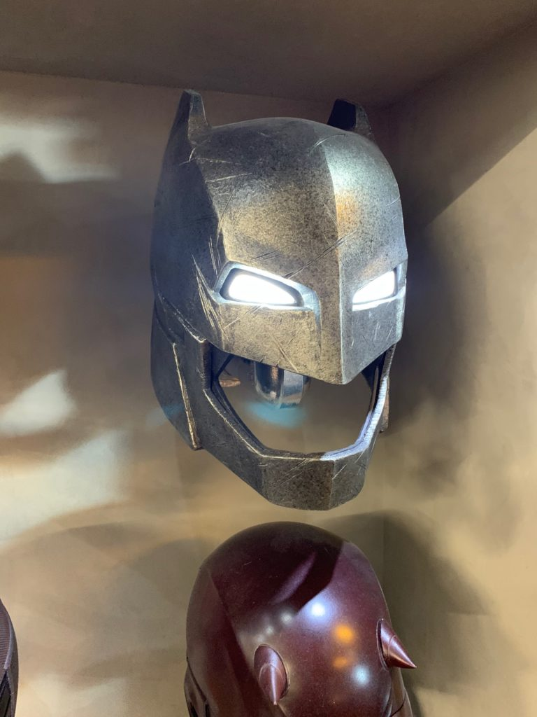 Ironman Helmet at Ironhead Studio