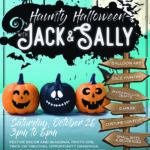 Kaleidoscope Hosts a Haunty Halloween with Jack & Sally