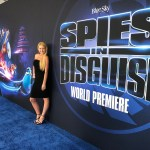 World Premiere Spies in Disguise