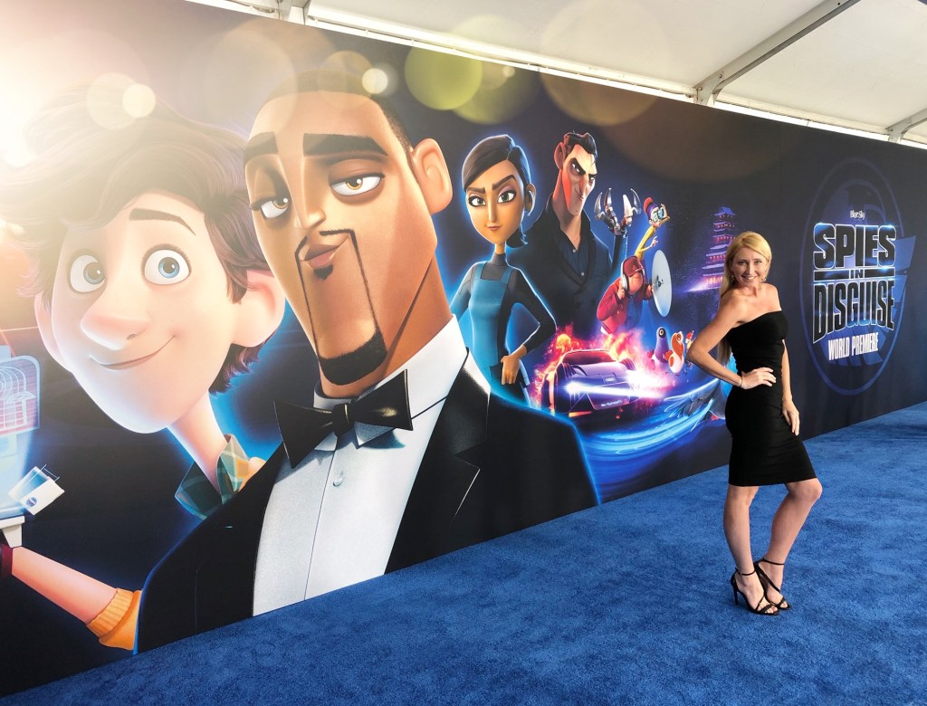 Spies in Disguise Premiere in LA