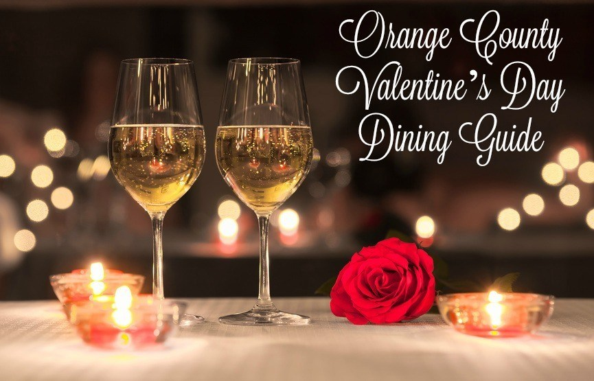 Orange County Valentine's Day Restaurants